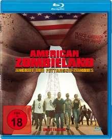 American Zombieland (Blu-ray), Blu-ray Disc