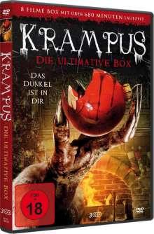 Krampus - Die ultimative Box-Edition (8 Filme auf 3 DVDs), DVD