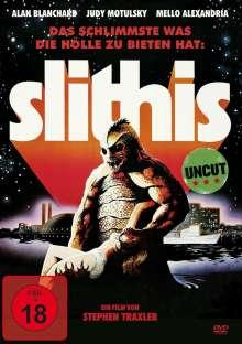 Slithis, DVD