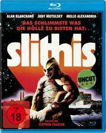 Slithis (Blu-ray), Blu-ray Disc