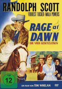 Rage at Dawn - Die vier Gesetzlosen, DVD