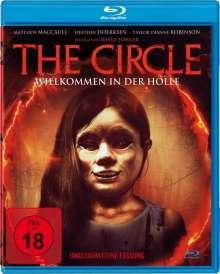 The Circle (2020) (Blu-ray), Blu-ray Disc