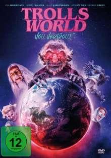 Trolls World - Voll vertrollt, DVD
