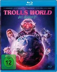 Trolls World - Voll vertrollt (Blu-ray), Blu-ray Disc