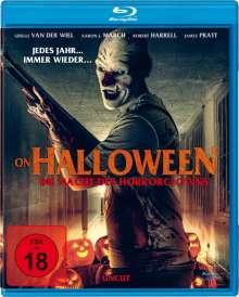 On Halloween (Blu-ray), Blu-ray Disc