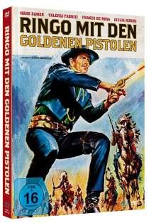 Ringo mit den goldenen Pistolen (Blu-ray & DVD im Mediabook), 1 Blu-ray Disc und 1 DVD