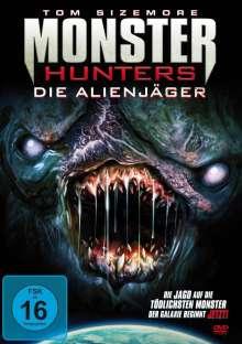 Monster Hunters - Die Alienjäger, DVD
