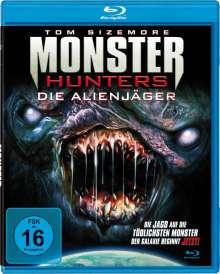 Monster Hunters - Die Alienjäger (Blu-ray), Blu-ray Disc