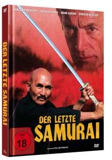 Der letzte Samurai (Mediabook), DVD