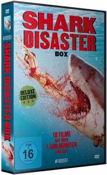 Shark Disaster Box (18 Filme auf 6 DVDs), 6 DVDs