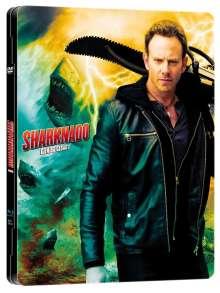 Sharknado (Blu-ray & DVD im FuturePak), 1 Blu-ray Disc und 1 DVD