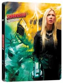Sharknado 2 (Blu-ray & DVD im FuturePak), 1 Blu-ray Disc und 1 DVD