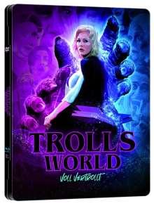 Trolls World - Voll vertrollt (Blu-ray & DVD im FuturePack), 1 Blu-ray Disc und 1 DVD