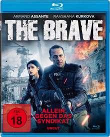 The Brave - Allein gegen das Syndikat (Blu-ray), Blu-ray Disc