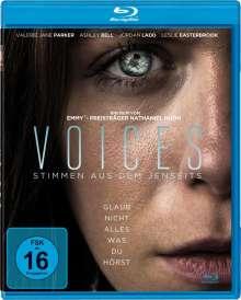 Voices - Stimmen aus dem Jenseits (Blu-ray), Blu-ray Disc