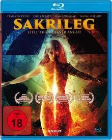 Sakrileg - Stell dich deiner Angst (Blu-ray), Blu-ray Disc