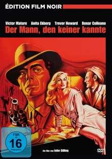 Der Mann, den keiner kannte, DVD