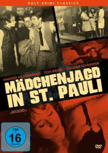 Mädchenjagd in St.Pauli, DVD