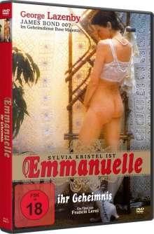 Emmanuelle - Ihr Geheimnis, DVD