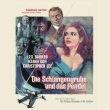 Filmmusik: Die Schlangengrube und das Pendel (180g) (Limited Numbered Edition) (Red Vinyl), LP