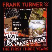 Frank Turner: The First Three Years, CD