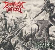 Damnation Defaced: Invader From Beyond, CD