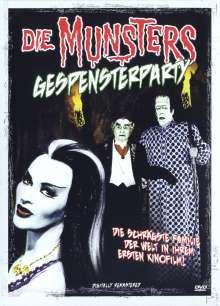 Die Munsters: Gespensterparty, DVD