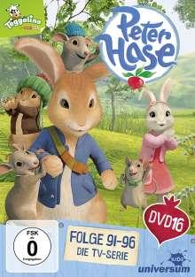Peter Hase DVD 16, DVD