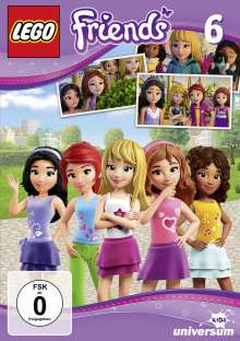 LEGO - Friends 6, DVD