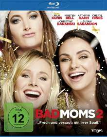 Bad Moms 2 (Blu-ray), Blu-ray Disc