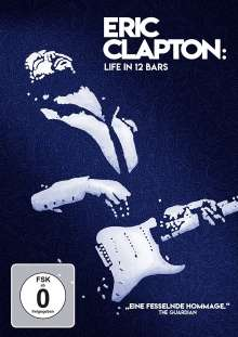 Eric Clapton - Life in 12 Bars (OmU), DVD