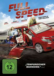 Full Speed, DVD