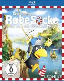 Der kleine Rabe Socke - Suche nach dem verlorenen Schatz (Blu-ray), Blu-ray Disc