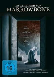 Das Geheimnis von Marrowbone, DVD