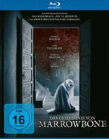 Das Geheimnis von Marrowbone (Blu-ray), Blu-ray Disc
