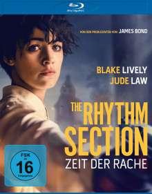 The Rhythm Section (Blu-ray), Blu-ray Disc
