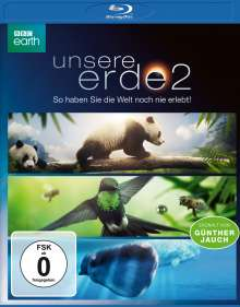 Unsere Erde 2 (Blu-ray), Blu-ray Disc