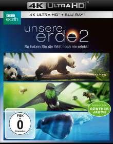 Unsere Erde 2 (Ultra HD Blu-ray & Blu-ray), Ultra HD Blu-ray