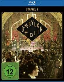 Babylon Berlin Staffel 1 (Blu-ray), 2 Blu-ray Discs