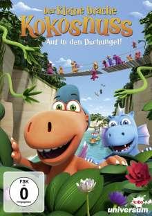 Der kleine Drache Kokosnuss - Auf in den Dschungel!, DVD