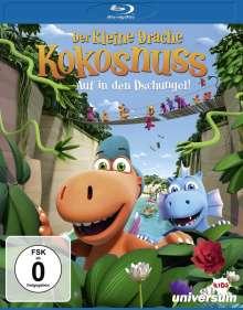 Der kleine Drache Kokosnuss - Auf in den Dschungel! (Blu-ray), Blu-ray Disc