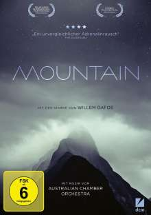 Mountain, DVD