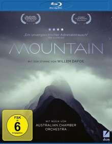 Mountain (Blu-ray), Blu-ray Disc