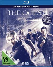 The Quest Staffel 4 (Blu-ray), 2 Blu-ray Discs
