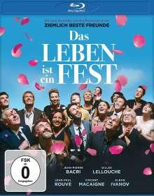 Das Leben ist ein Fest (Blu-ray), Blu-ray Disc
