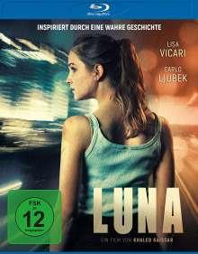 Luna (Blu-ray), Blu-ray Disc