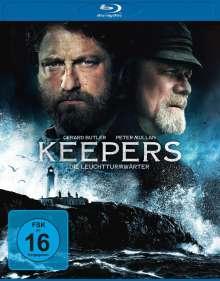 Keepers (Blu-ray), Blu-ray Disc