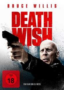 Death Wish (2017), DVD
