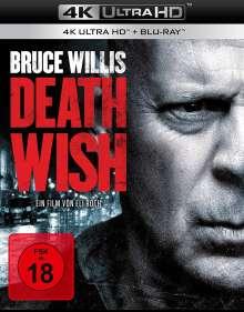 Death Wish (2017) (Ultra HD Blu-ray & Blu-ray), 1 Ultra HD Blu-ray und 1 Blu-ray Disc