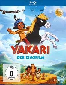 Yakari - Der Kinofilm (Blu-ray), Blu-ray Disc